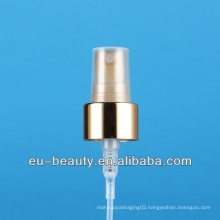 24/410 pearl gold mist spray pump