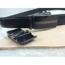 Genuine Leather Belts in Black (RF-160606)