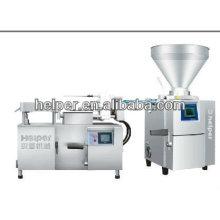 Máquina de amarração de carcaça de salsicha para encadernação ligando