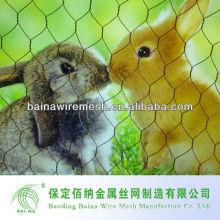 48 дюймов 150 футов 1-дюймовая сетка 20 калибровочных шестиугольных кроликов