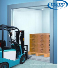 Energy Saving Goods Freight Warehouse Cargo Elevator