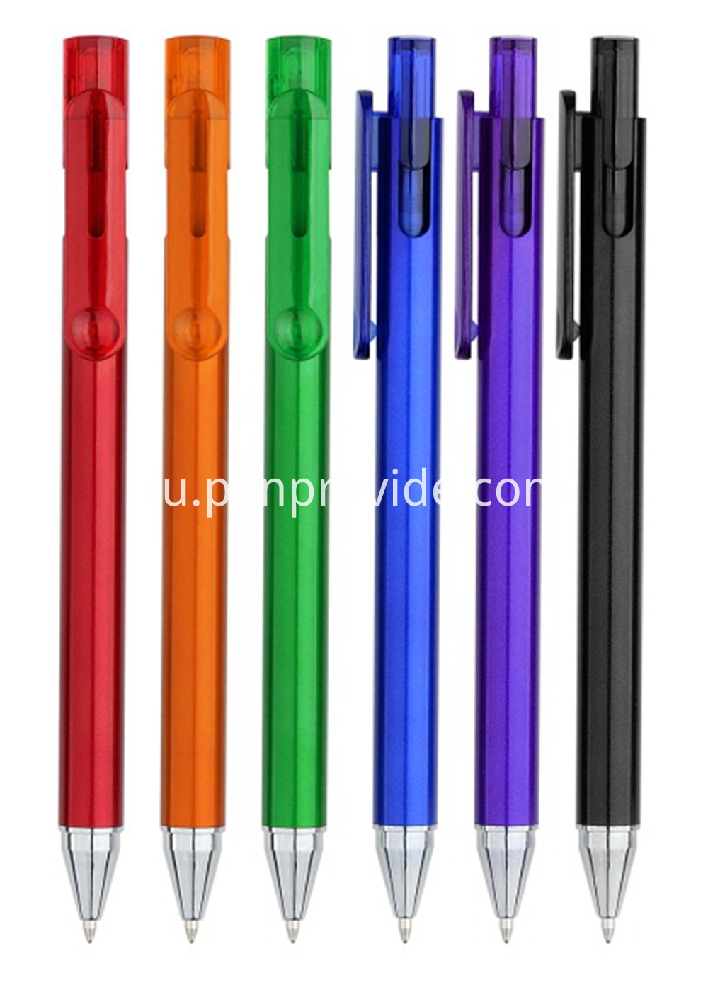 Cheap Custom Logo Printed Plastic Ball Pen