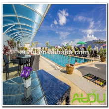 Audu Phuket Sunshine Hotel Projekt Rattan Sun Bed