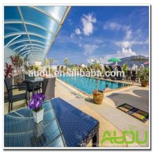 Audu Phuket Sunshine Hotel Project Cama de sol de Rattan