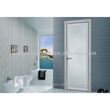 Aluminum Swing bathing room door aluminium toliet door