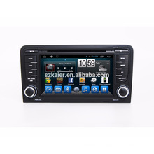 Kaier Android 7.1 Auto DVD-Player Navigation für Audi A3 / S3 / RS3 mit Hp kapazitiven Bildschirm 16G ROM WIFI