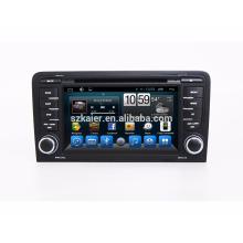 kaier андроид 7.1 навигации DVD-плеер автомобиля для Audi А3/С3/РС3 с HP емкостный экран 16 ГБ ПЗУ WiFi