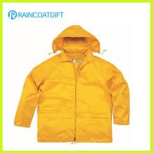 Hight Quality Durable Waterproof Men′s Rain Jacket
