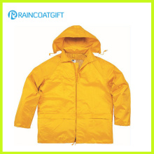 Hight Quality Durable Waterproof Men′s Rain Jacket