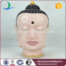 Wholesale Classical Ceramic Bust of Avalokitesvara Home Decor