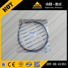 KOMATSU PC200-8 câble 20Y-06-41351