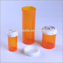 Plastic Vending Machine Rx vials 6DR to 60DR