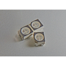 Amber Color 3528 SMD LED Chip