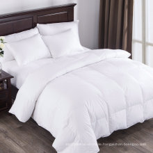 100% Cotton Polyester Filling Quilt for Home Soft German Piping Comforter