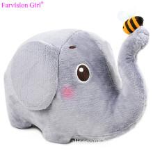 Custom plush elephant toy