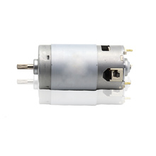 High Voltage 90V DC Motor For Playing Squash