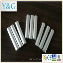 2024 (A-U4G1) 2011 (A-U5PbBi) 2014 (A-U4SG) 2017A (A-U4G) liga de alumínio anodizado moinho acabado com areia tuba / tubo