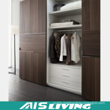 Bedroom Furniture Melamine Wardrobe Closet (AIS-W013)