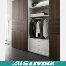 Armário de armário de melamina com móveis de quarto (AIS-W013)