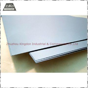 Hoja de tungsteno de venta caliente / Hoja de tungsteno puro para el escudo de calor / -Placa de tungsteno de alta pureza para horno de vacío