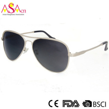 UV400 Protection Polarized High Quality Metal Eyewear (16010)