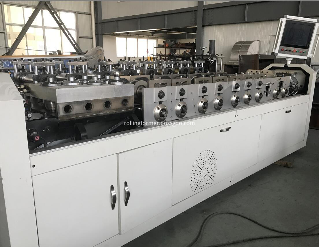 89 CU profile light gauge steel framing machine 2