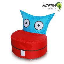 cute animal shape bean bag chair for kids