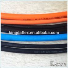 Abrasive Resistant SAE100 R8 Flexible Fiber Braided Thermoplastic Hose