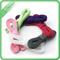 Custom High Quality Fabric Polyester Shoelace Printed Your Logo
