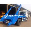 Dongfeng Swing Arm Garbage Truck 4CBM