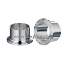 3A / SMS / DIN Sanitária aço inoxidável Tri-Clamp Ferrule 14AMP