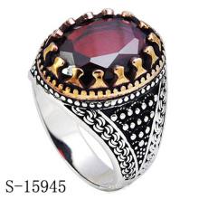 Novo modelo de moda jóias anel para homem