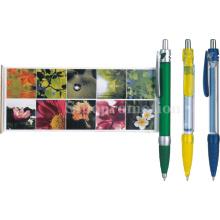Banner Pen / Werbeartikel Plastic Flay Kugelschreiber (GP2352)