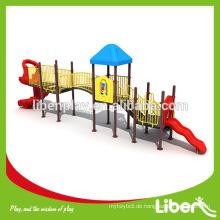 2015 Custom Kinder Indoor & Outdoor Spielplatz Ausstattung Kinderspielplatz zum Verkauf