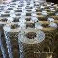 Máquina de malha de arame soldada galvanizada elétrica em rolo
