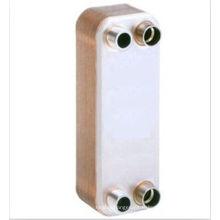 Échangeur de chaleur à plaques brasées AISI 304/316