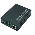1 Port Cat6 Gig Lan To Fiber Optic Media Converter