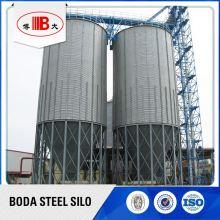 galvanized wheat storage steel silo tank