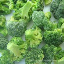 Iqf замороженные овощные пищу брокколи