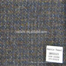 Men Wool Coats Woolen Winter men Wool Coat Harris tweed