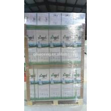 сельское хозяйство пластиковой упаковки рулонов сенажа strech фильм