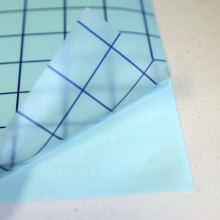 Factory Outlets for Clear transfer film Blue-Line Application Tape Roll supply to Spain Suppliers