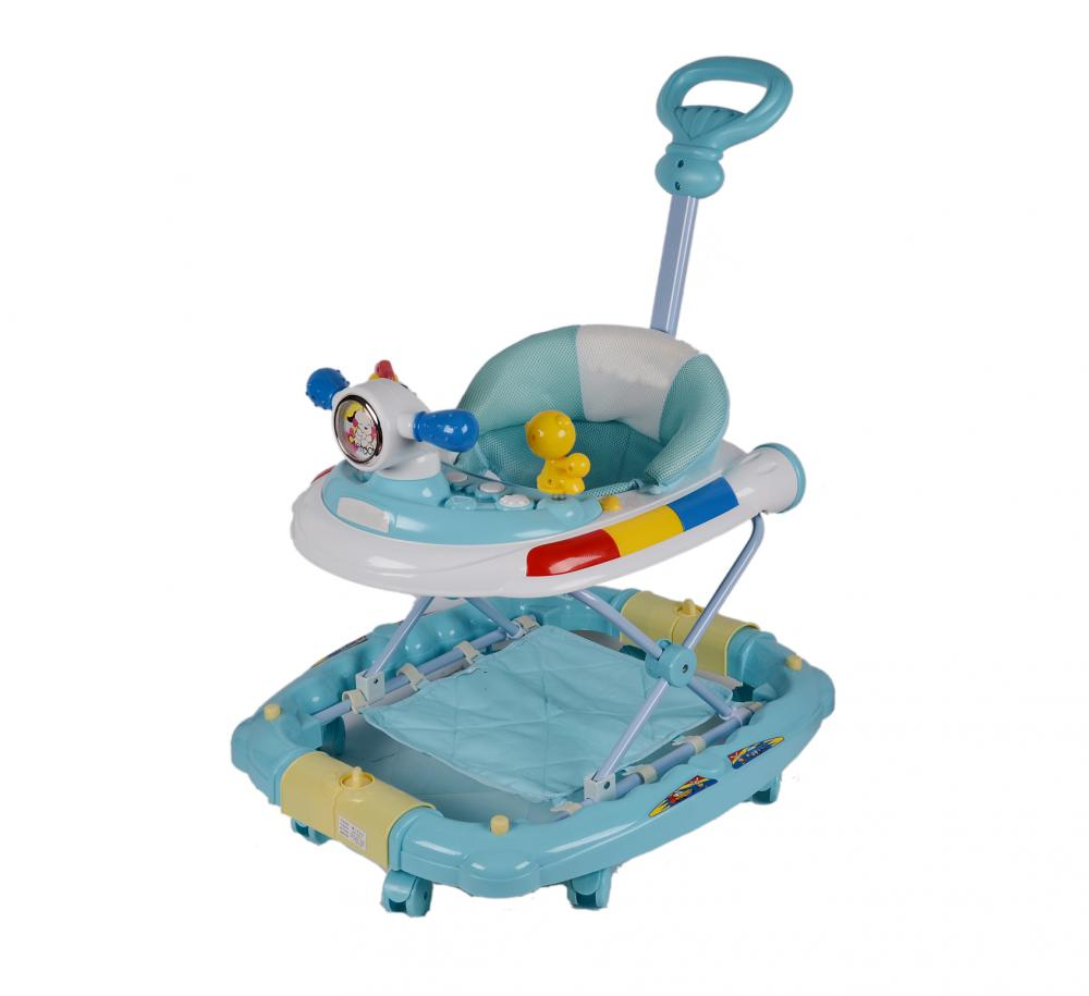 Multi-functional Baby Walker With Toys
