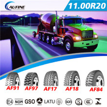Neumático de TBR del neumático/del carro neumático Radial neumático Bus