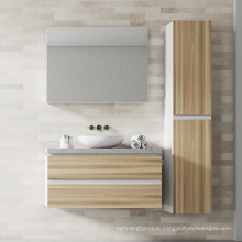 wood waterproof wood bathroom vanity cabinet