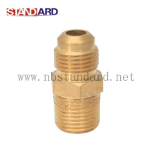 Flare Male Straight Gas Fitting