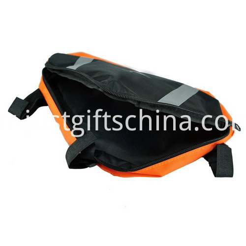 Promotional Waterproof Polyester Bicycle Bags Triangle Shaped