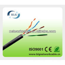 OEM interior cable utp cat5e con certificado CE