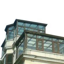 Викторианский Теплица Стеклянный Дом Солярий Веранда Алюминий