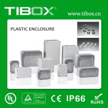 2016 alta calidad IP66 recinto plástico